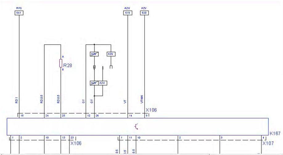 Схема парктроника 1 часть